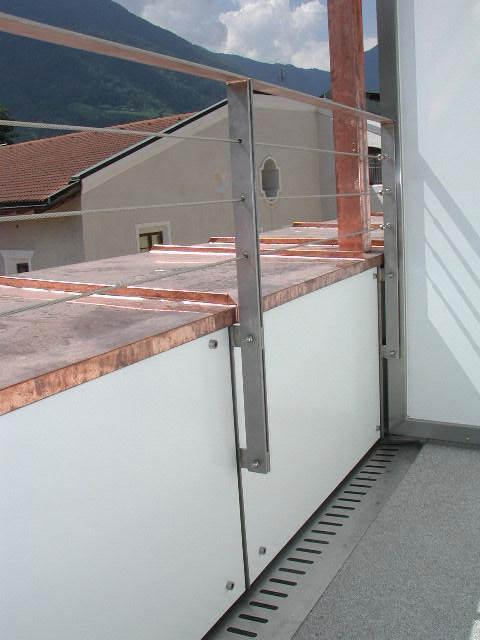 Sistemi di drenaggio per terrazze e tetti piani con vegetazione o ...